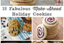 Amazing Holiday Cookies / A gathering place for the BEST holiday cookies! / by Chicago Jogger