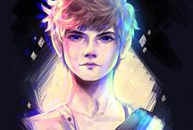 Maze runner fan art