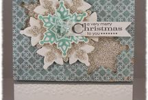 Stampin' Up!® - Festive Flurry / by Rochelle Blok, Independent Stampin'  Up! Demonstrator