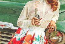 Style: Lana Del Rey / Lana Del Rey's dresses