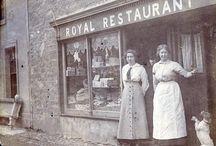 Old restaurants