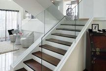 tangga kaca
