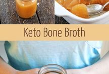 * Keto Bone Broths
