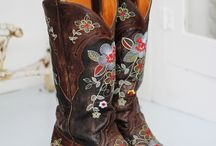 Boots / by Paige Jackson