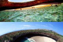 Fascinating places on earth