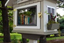 Little free library / by Kelly Lee