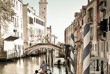 Voyage à Venise / Walking through Venice.