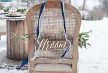 Winter Wedding - 4 sisters