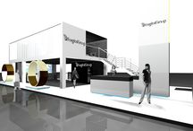 FORGITAL GROUP - Render project / Custom booth project for Forgital Group used in various european shows