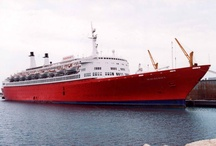 Ships I've Been On / All the different cruise ships that I have been on over the years ! / by Dee Nevitt