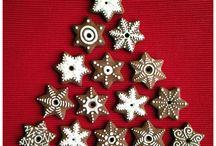 moje pierniczki / #pierniczki #gingerbread #lukier #Boże Narodzenie #Christmas