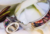 Gynning Jewelry / Carolina Gynning designar smycken i silver.