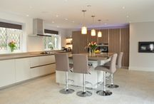 Cool Contemporary Kitchen