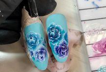 Akril nails