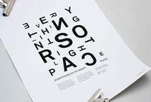 Nice design & concepts / by Carolina Fernández
