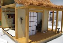 Japanese Doll House project