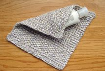 Knitted/Crocheted Washcloths