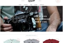 Web Design - Inspiration Mix / by graff.me