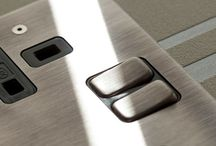Sockets & Switches UK / Custom, high quality metal sockets and switches.