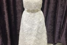 Bridal Courtyard sale gowns