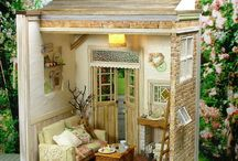 Dollhouses and Miniatures /   / by Moni-Berlin