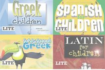 Greek Reading & Writing / Kreikan tehtäviä
