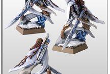 Fantasy miniatures