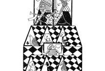 Alice in W:Thomas Perino / Alice in wonderland: (illustrator)