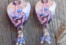 Pin Up Girl Jewelry