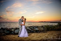 Stunning sunset pictures (weddings/engagements)