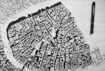 architecture // maps