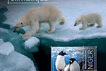 New stamps issue released by STAMPERIJA | No. 345 / NIGER 20 12 2013 - Code: NIG13701a-NIG13712b