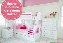Bedroom, Study & Playroom Tips for Parents