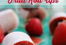 Gluten free snacks / by Rebecca Sheats
