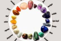gyógyitó kristályok