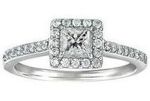 Halo Diamond Engagement Rings Collections Exclusive @VanScoyDiamonds!! / Modern, Unique Halo Diamond Engagement Rings, Matching Bands Available at Van Scoy Diamonds
