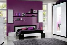 Chambre / Violet