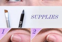 Makeup tips / by Lora Selph