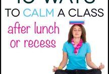 calm class