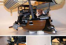 Lego creations / CRAZY LEGO CREATIONS