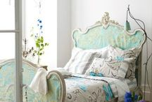 CHIC ROMANCE / Romantic Chic French Bedrooms