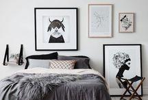 QUARTOS / Amo decorações de quartos, e sempre to querendo mudar a do meu, por isso fiz uma pasta exclusiva apra minha paixão <3