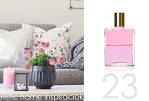 *Aura-Soma & Home Decor* Pink  Inspirations