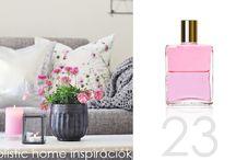 *Aura-Soma & Home Decor* Pink  Inspirations
