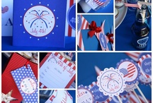 Stampin Up 4th of July Cards / Stampin Up 4th of July Cards / by Brandy Godush-Cox