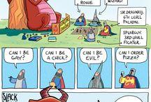Pinterest Comics