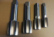 Tarauds HSS DIN2181 / Outils de taraudage pour la mécanique. #tarauds #DIN2181 #HSS