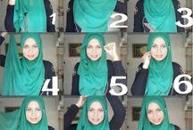 my tutorial hijab