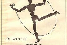 Edward McKnight Kauffer Posters  / Posters