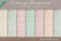 Scrapbooking and Printables